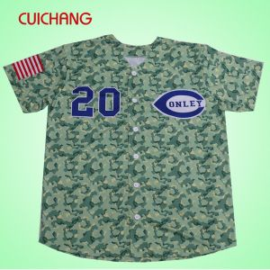 2016 Wholesale Latest Style Custom Baseball Jersey pictures & photos