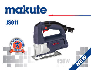 Factory Direct Sale! 400W 55mm Electric Saw Type Jig Saw (JS011) pictures & photos