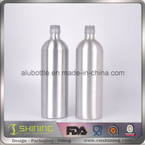 Wholesale Aluminum Juice Bottle pictures & photos