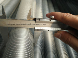 Embedded Coil Finned Tube From Heat Exchanger Manufacturer pictures & photos