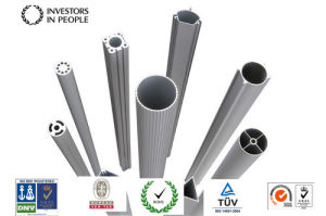 Aluminium/Aluminum Profile for Cropper Machine Tube pictures & photos