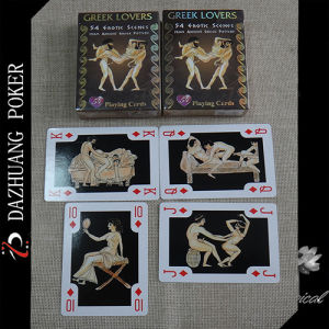 Arts Playing Card for Greek Lovers pictures & photos