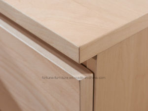 Modern Wooden Veneer Laminated Stretchable Computer Desk (N701-1.5B) pictures & photos