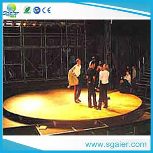 High Precision Motorized Rotation Stages Round Stage for Wedding pictures & photos