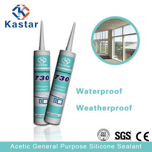 Acetic General Purpose RTV Silicone Sealant pictures & photos