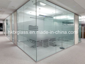 10mm Glazed Partitioning Systems with ANSI and CE Certificate pictures & photos