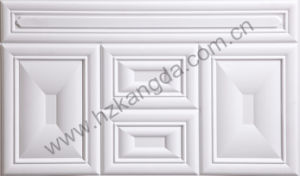 PVC Embossed Board (Y-13) pictures & photos