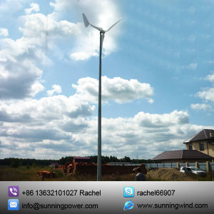 1000W Horizontal Axis Wind Turbine Generator for Outdoor pictures & photos