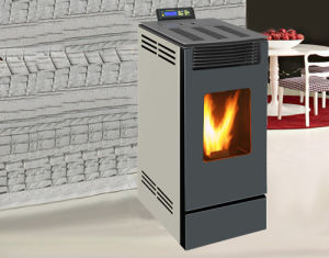 Wood Pellet Stove (NB-PS-C) White pictures & photos