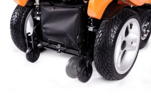 "16"" Wheels Aluminum Alloy and Rims Electric Power Wheelchair Epw65s pictures & photos"
