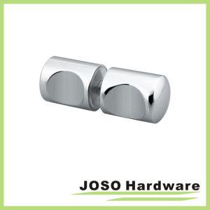 Shower Enclosure Chrome Plated Door Knob Handle (DKB09) pictures & photos