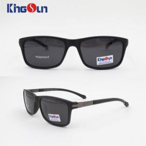 Top Fashion Acetate Sunglasses with Metal Temple, Short Tips Ks1123 pictures & photos