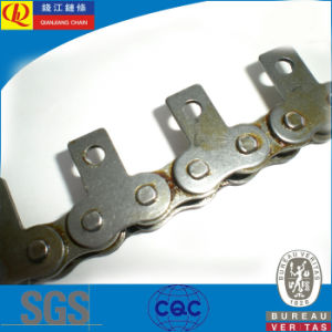 Short Pitch Conveyor Chain with Attachments (40SA1) pictures & photos