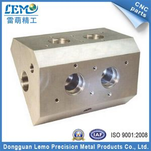 Precision Brass CNC Machined Parts for Optical Instruments (LM-1982A) pictures & photos
