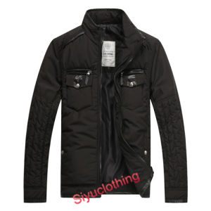 Men Leisure Outdoor Winter Coat Adult Fashion Jacket (J-1609) pictures & photos