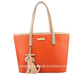 2015 Hot Sale Stock Fashion Business PU Handbag (ZX10064) pictures & photos