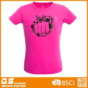Women′s Running Sports Power T-Shirt pictures & photos
