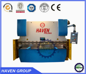Hydraulic plate bending machine with CE standard pictures & photos