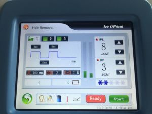 Opt Shr Hair Loss Machine with Medical Ce pictures & photos