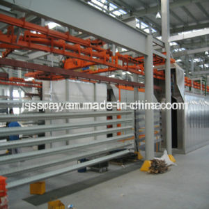 Advanced Coating Machine with Pretreatment and Baking Room pictures & photos