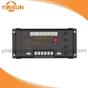 12V/24V 10A MPPT Solar Controller Solar Battery Charger Controller pictures & photos