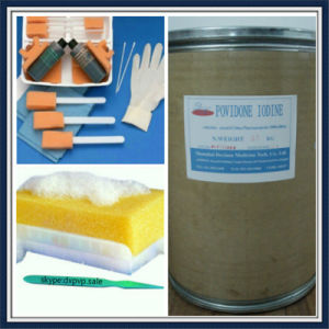 Pvpi Disinfectant Raw Materials Pharma Grade pictures & photos