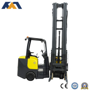 Fb20se Narrow Aisle Forklift, Articulating Electric Forklift pictures & photos