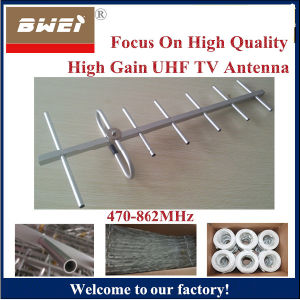 DVB-T Antenna with UHF Frequency Working Good Outdoor pictures & photos