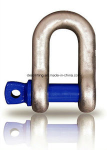 Us Type Screw Pin Chain Shackle pictures & photos