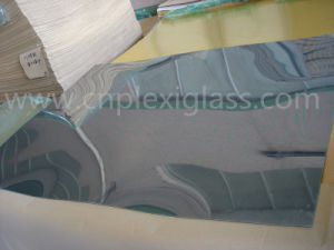 Plastic Adhesive Silver Acrylic Mirror Sheet