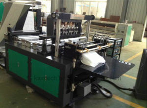 Non Woven Fabric Multifunctional Box Bag Making Machine pictures & photos