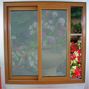 Water Proof Sliding Window with Australian System pictures & photos
