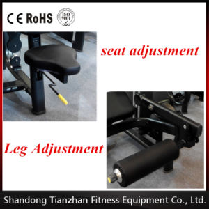 New Products Gym Equipment Hammer Strength Seated Calf (TZ-5050) /China Tzfitness pictures & photos