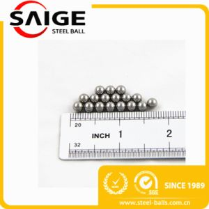 High Quality 4.763mm 6.35mm 6.747mm 440c Stainless Steel Balls pictures & photos