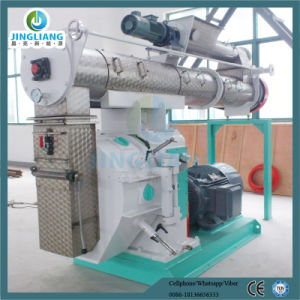 CE Poultry Livestock Pellet Feed Machine Szlh350 pictures & photos