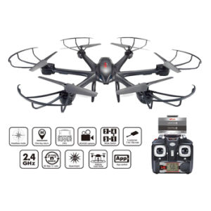 2.4G 4 Channel R/C Quadcopter with 30W Camera (10259219) pictures & photos