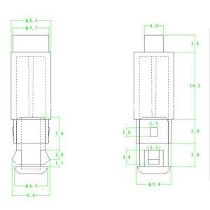 Indicator Light/Pilot Light /LED Light (A-31-1) pictures & photos