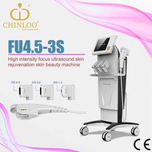 Hifu Focused Ultrasound Face Lift Hifu Media Equipment (FU4.5-3S) pictures & photos