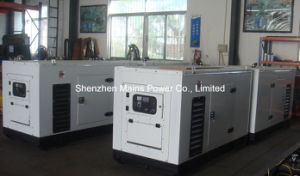 55kVA 44kw Standby Power Silent Type Cummins Diesel Generator pictures & photos