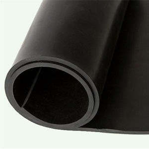 Hebei Factory Low Price Rubber Mat SBR Rubber Sheet Roll Mat pictures & photos