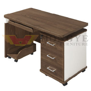 China Modern Design Wooden Cheap Small Staff Office Furniture ...