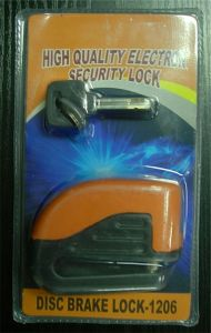 Motorcycle Alarm Lock, Disc Lock, Bike Lock (AL-301) pictures & photos