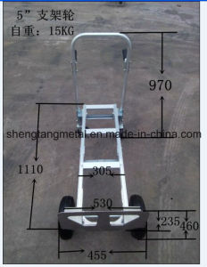 Top Quality 3 in 1 Convertible Hand Truck pictures & photos