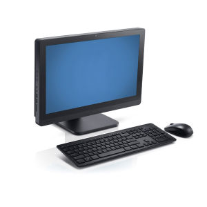 Hot Sale China OEM Touch Screen 20inch All in One PC