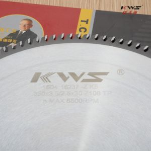 Tct Carbide Tipped Universal Saw Blades for Wood MDF pictures & photos