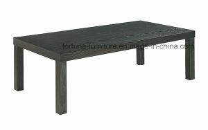 Simple Wooden Veneer Laminated Coffee Table Lt1260-Br (two colors)