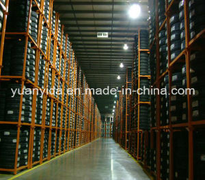 Foldable Heavy Duty Uprights Steel Pallets Rack pictures & photos