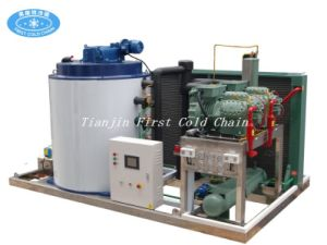Factory Price Industrial 5t Flake Ice Making Machine pictures & photos