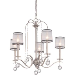 European Design Interior Chandelier Lighting with Swarovski Crystal (SL2263-5) pictures & photos