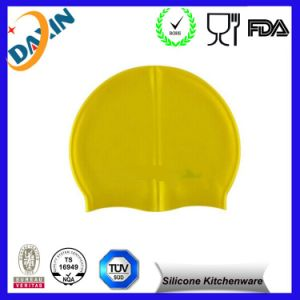 Custom Waterproof Silicone Swimming Cap, Swimming Cap Silicone Hat pictures & photos